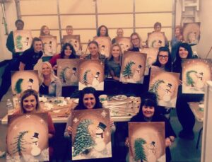 Paint With Bailey!